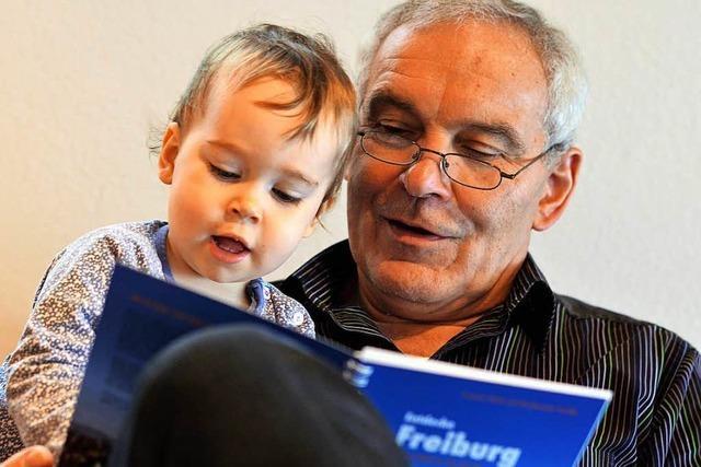 Wie wichtig sind Großväter in Familien?