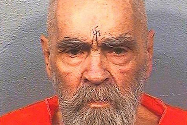US-Sektenführer und Mörder Charles Manson stirbt mit 83