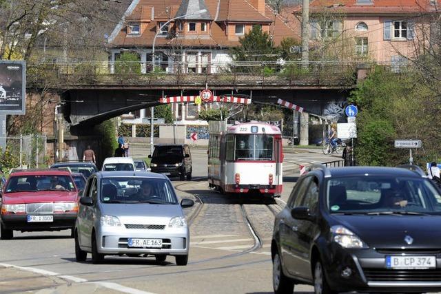 Tramlinie 5 fährt nach Oberleitungsschaden wieder