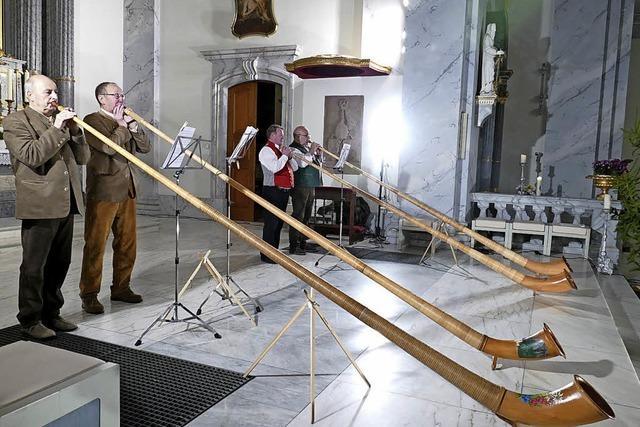Sonore Klänge in der Kirche