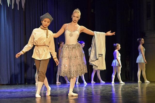 Märchenhafte Choreografien