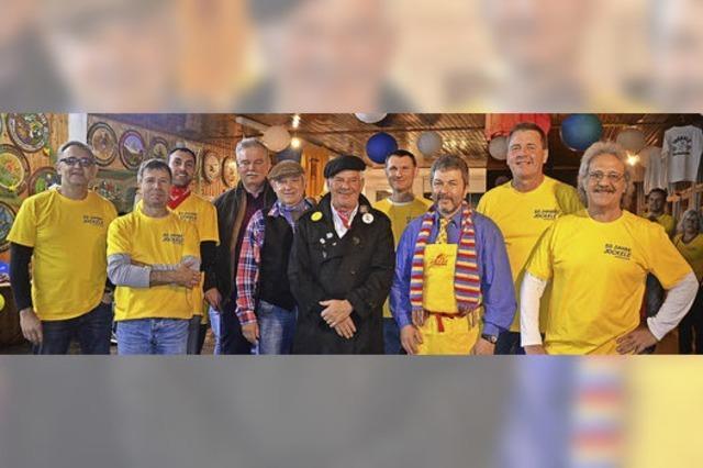Jockele feiern 50-jähriges Bestehen