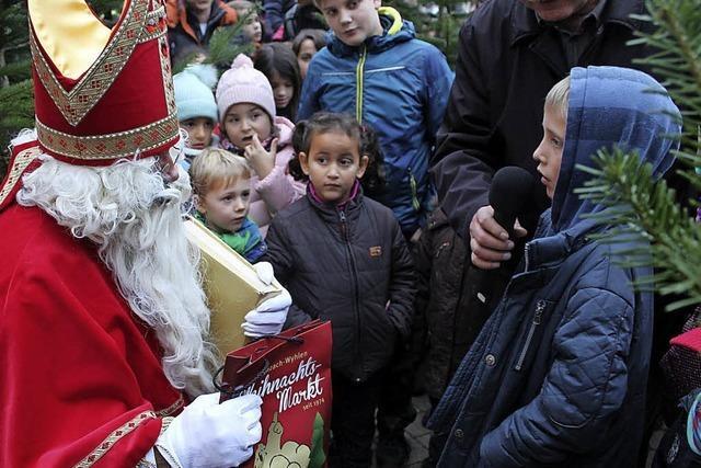 Weihnachtsmarkt bleibt klein und kompakt