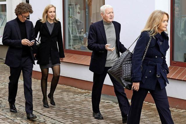 Anton Schlecker droht wegen vorsätzlichem Bankrotts Haft