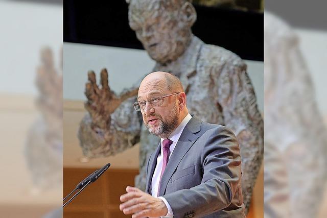SPD richtet sich auf neuen Anlauf ein