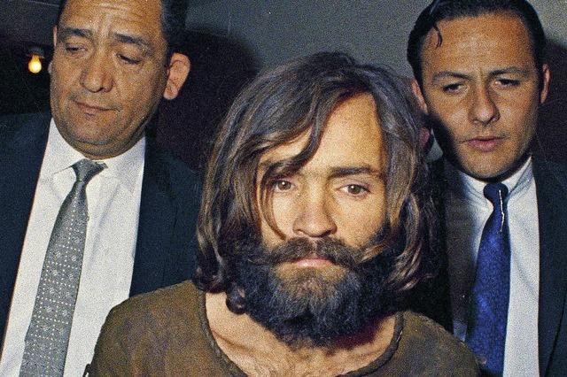 Gefährlicher Sektenguru Charles Manson ist tot