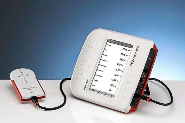 Freiburger PTW stellt Messgeräte für Strahlentherapie her