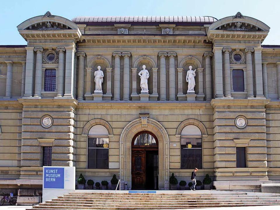 Das Kunstmuseum Bern zeigt die Gurlitt-Ausstellung     Foto: PR
