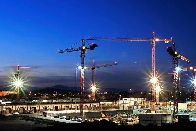 Freiburger Rathaus will nicht mehr bauen um jeden Preis