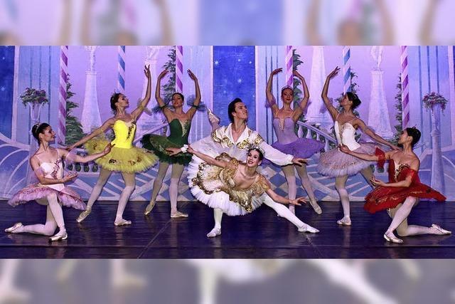 Ballettabend mit dem russischen Nationalballett