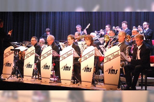 JMS Big Band in Titisee