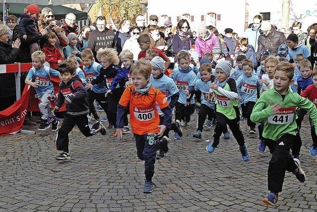 Regio-Läufer vorne dabei
