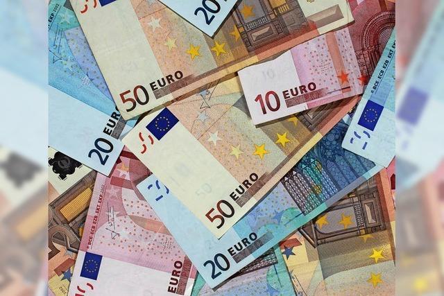 Positive Entwicklung der Finanzen