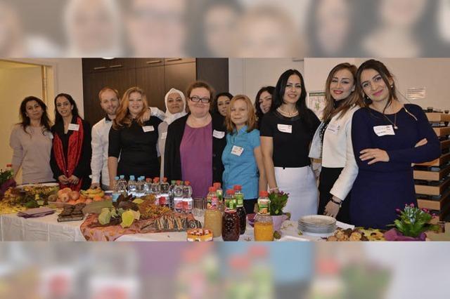13 Frauen auf dem Weg in eine gute berufliche Zukunft