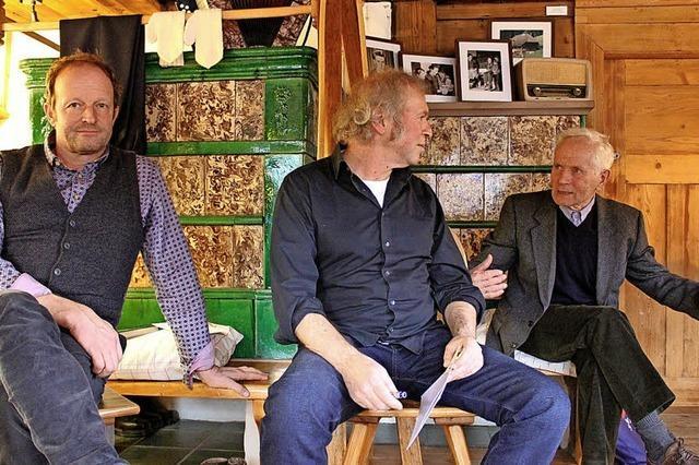 Georg Thoma und Martin Wangler sprechen über das Image des Schwarzwalds