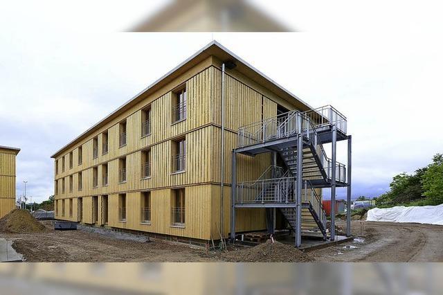 Eichstetten plant Flüchtlingsunterkunft mit 96 Plätzen