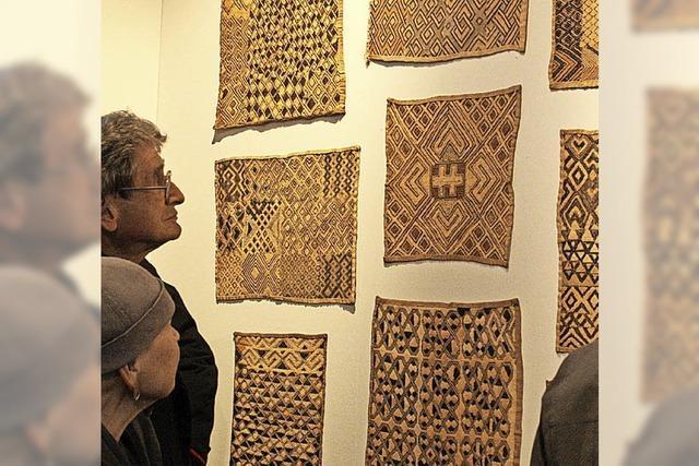 Führung im Textilmuseum
