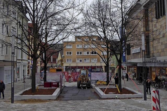 Vom Lindenplatz zum Platz