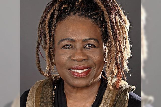 Mary Sylvester gibt am Donnerstag ein Benefiz-Gospelkonzert