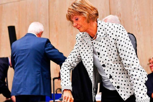Landgericht verurteilt Ex-Oberbürgermeisterin