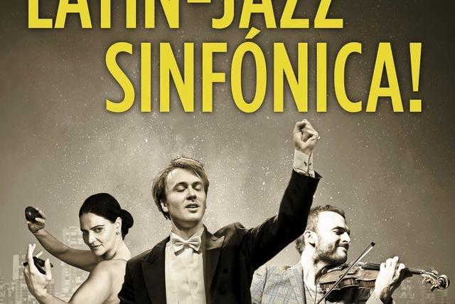 Latin-Jazz Sinfónica!
