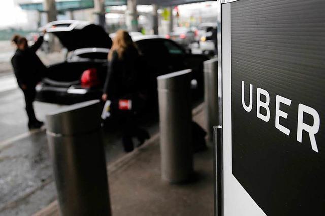 Uber vertuschte millionenfachen Daten-Diebstahl