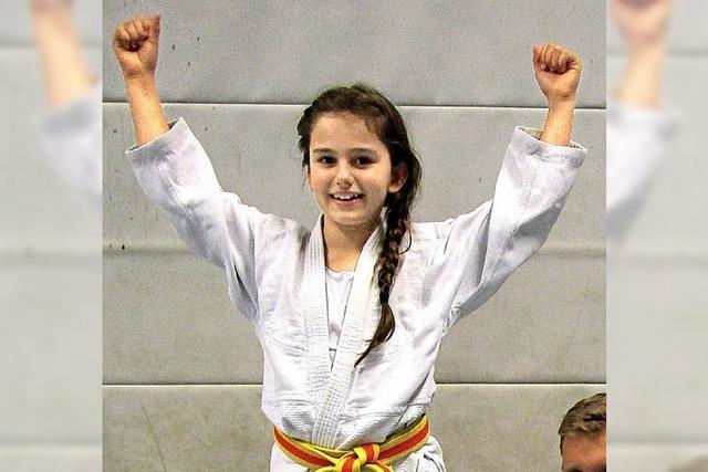 Judo macht mir großen Spaß