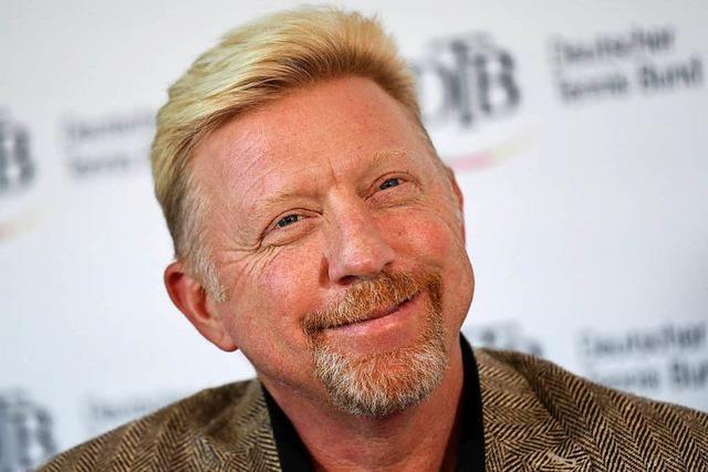 Boris Becker wird 50 – und will nicht mehr der Boris sein