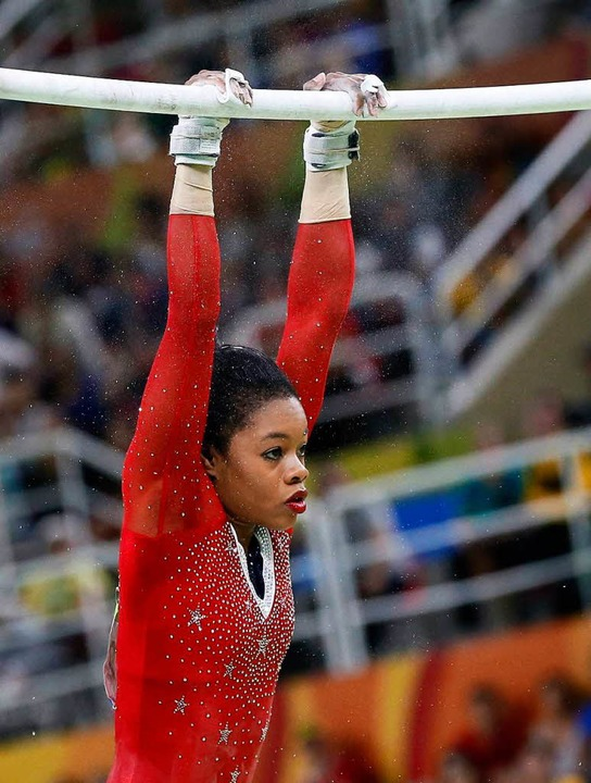 Gabrielle Douglas    Foto: How Hwee Young