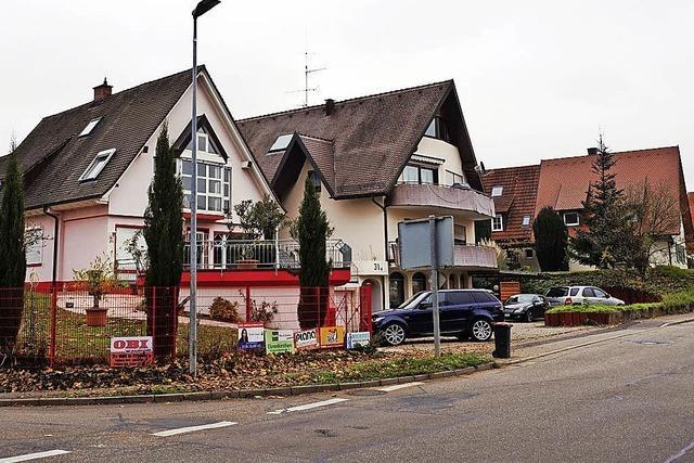 Struktur mit typischen Einfamilienhäusern soll erhalten bleiben