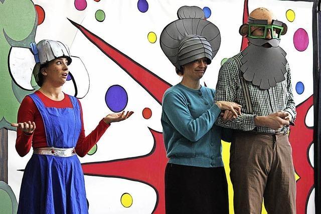 Theater soll Schülern Zugang zur Sprache verschaffen
