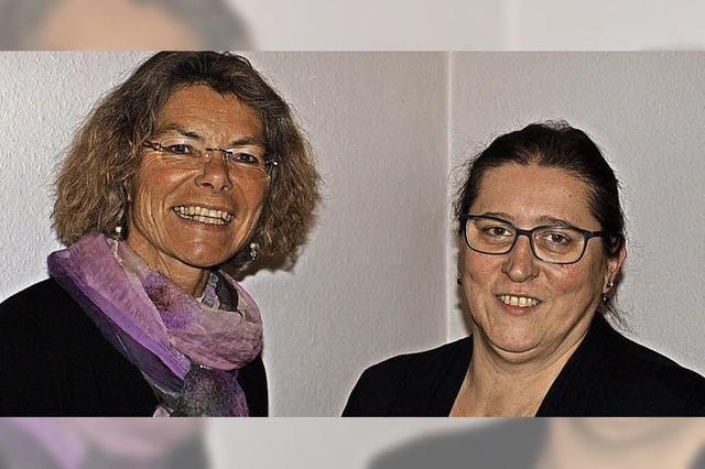 Pfarrerin Metz mit Brombach schon vertraut