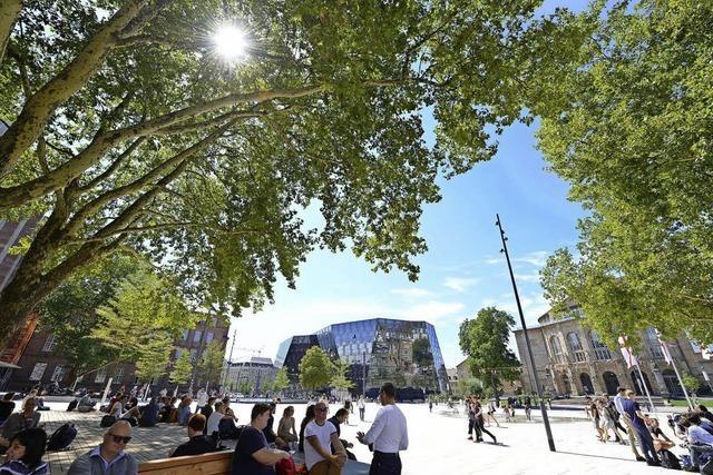 Welche Stadtplanung macht der Klimawandel in Freiburg nötig?