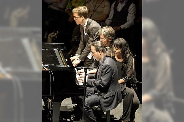 So war's beim Lucerne Piano Festival