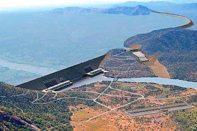Äthiopien gräbt Ägypten das lebenswichtige Wasser ab