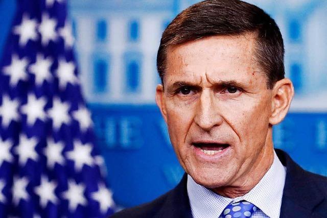 Trumps Ex-Berater Flynn will wohl mit Ermittlern kooperieren