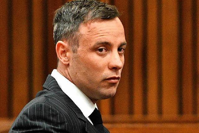 Mehr als 13 Jahre Haft für Oscar Pistorius