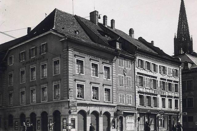 Peter Kalchthalers neuer Bildband zeigt Fotos Freiburg vor dem Bombenhagel 1944