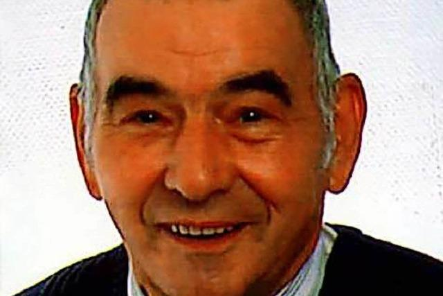 82-jähriger Mann aus Hofstetten wird vermisst