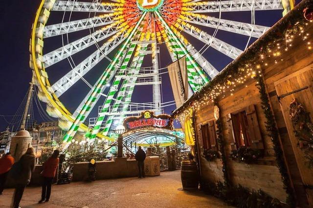 Europa-Park startet am Samstag die Wintersaison