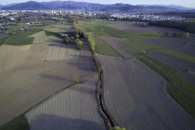 Genügend verkaufswillige Eigentümer für neuen Stadtteil Dietenbach gefunden