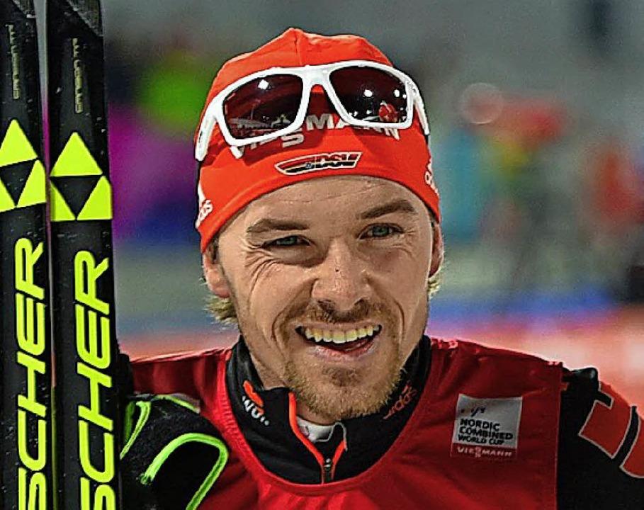 Fabian Rießle  | Foto:  AFP