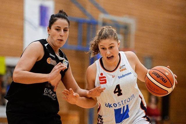 Zweitliga-Frauen des USC Freiburg verlieren dramatisches Spitzenspiel gegen Bad Homburg 78:80