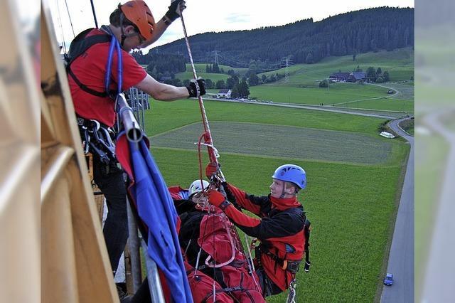 Bergwacht-Ortsgruppen sollen zur Ortsgruppe Hochschwarzwald verschmelzen