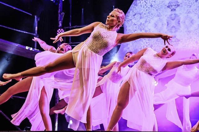 Atemberaubendes Tanzspektakel