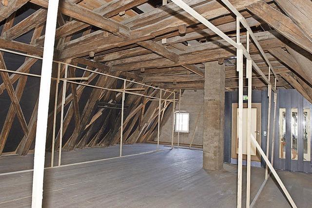 Ausbau des Dachgeschosses des historischen Castells in Eschbach ist beschlossen