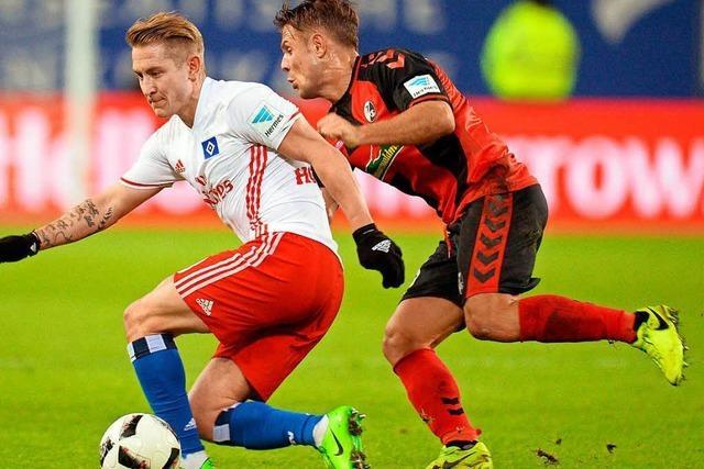 Gewinnen Sie Freikarten für das Spiel SC Freiburg – HSV