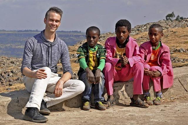 Magier Willi Auerbach engagiert sich für die Äthiopien-Hilfe