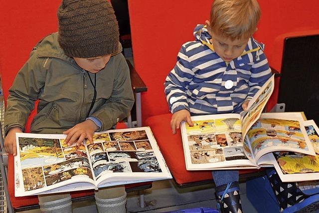 Flohmarkt der Stadtbibliothek bis zum 2. Dezember