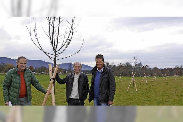 Mehr als 60 000 Euro für die Natur am Golfplatz